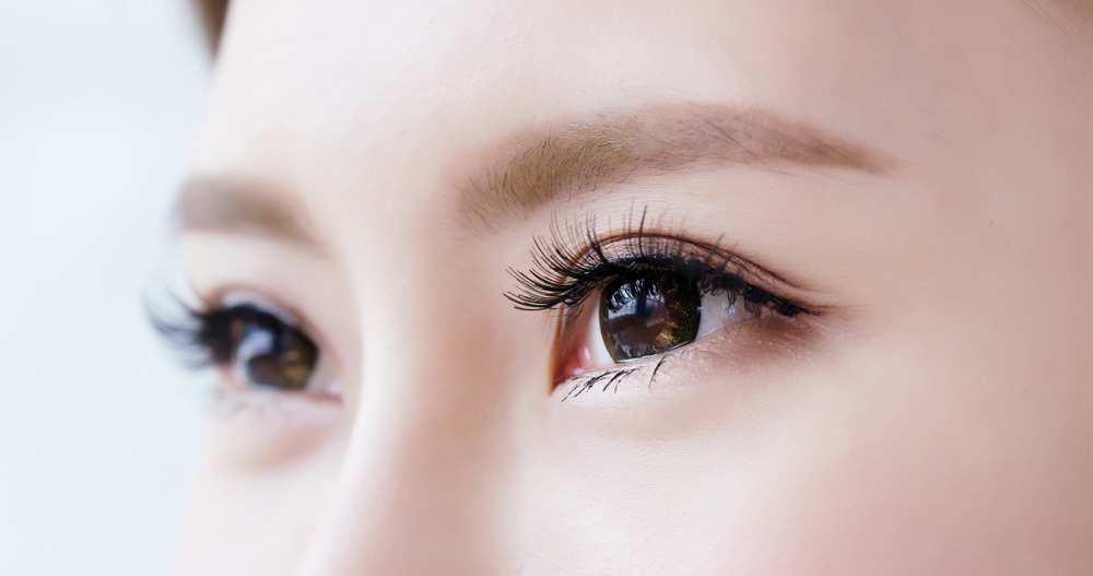 Describe Asian Eyes