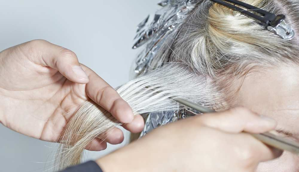 How Long To Leave Bleach On Hair