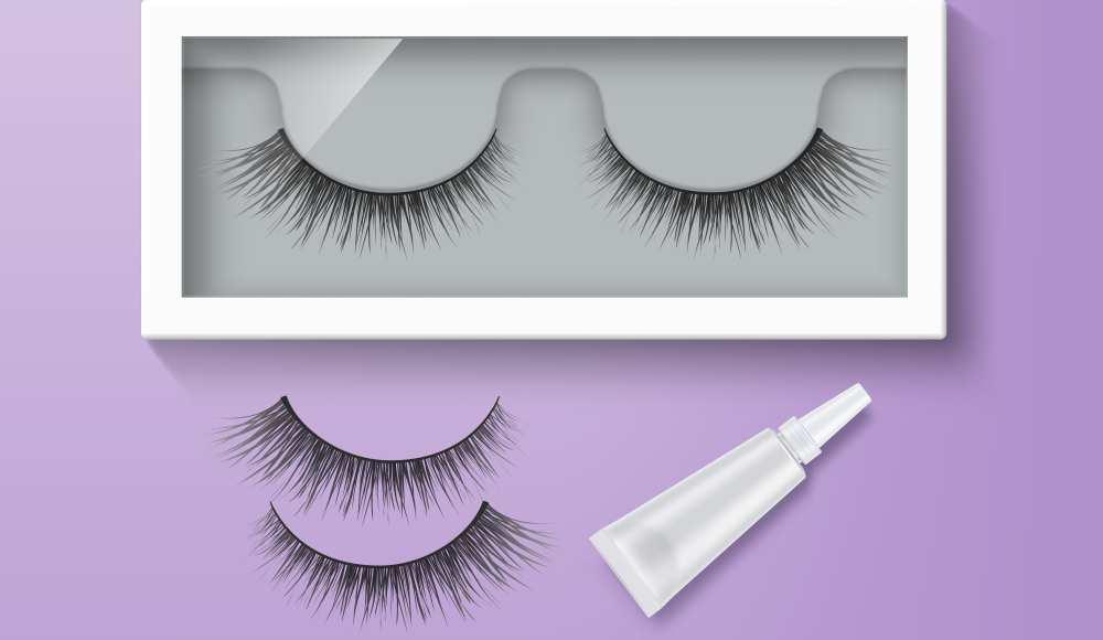 How To Get Eyelash Glue Off Clothes