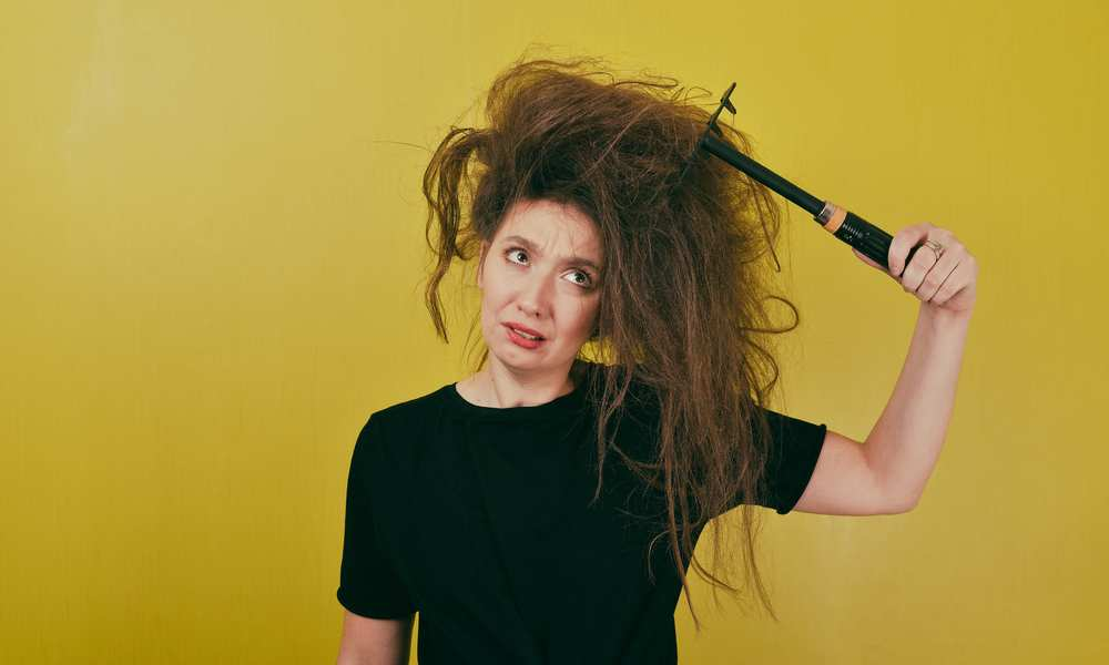 How To Get Knots Out Of Hair That Is Matted