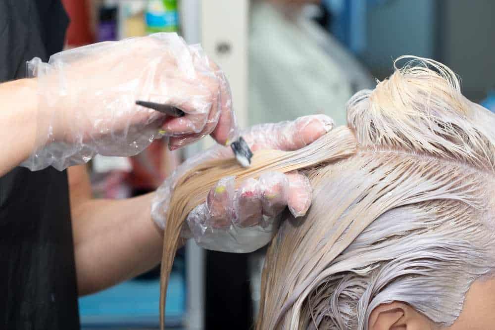 Lav Can You Bleach Wet Hair