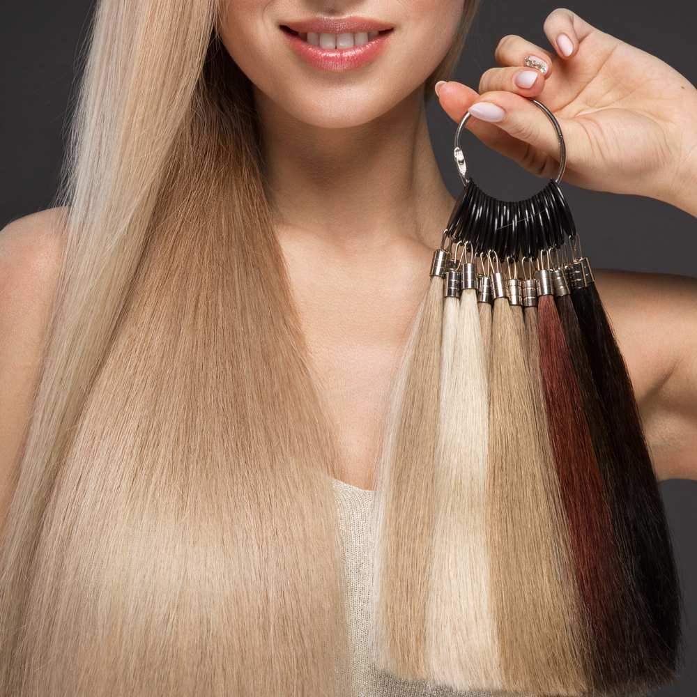 Lav Can You Dye Hair Extensions