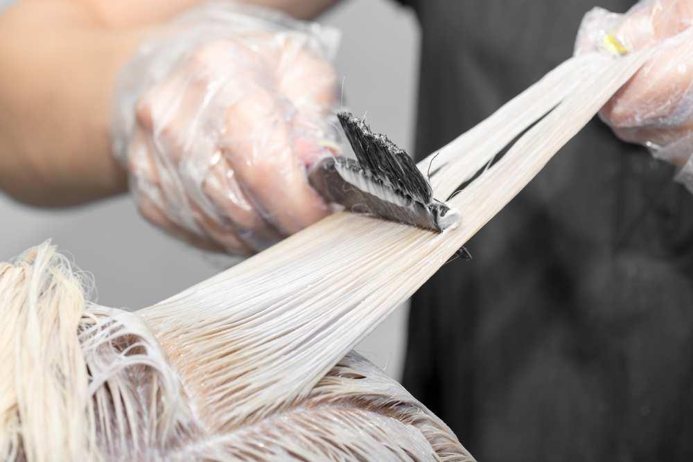 Lav How Long To Leave Bleach On Hair