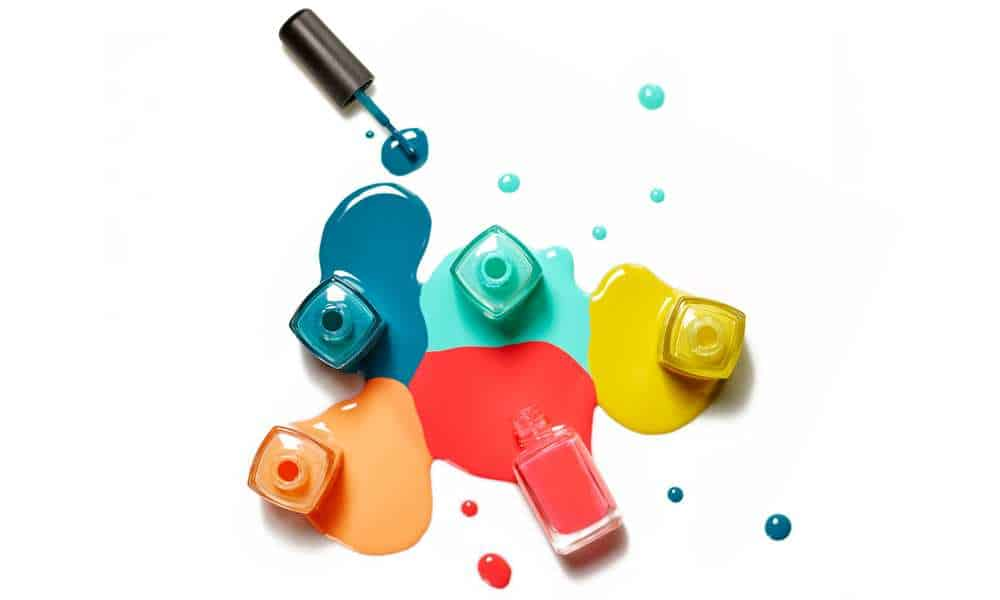 Lav How To Clean Nail Polish Brushes
