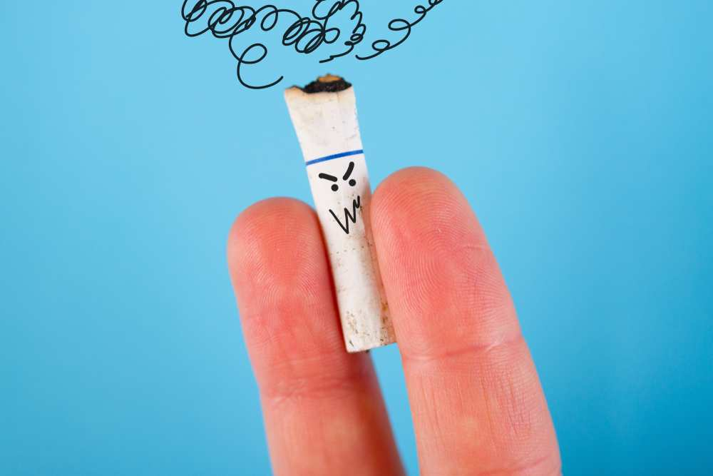 Remove Nicotine Stains From Fingers Quickly